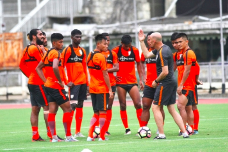 India announce squad China friendly