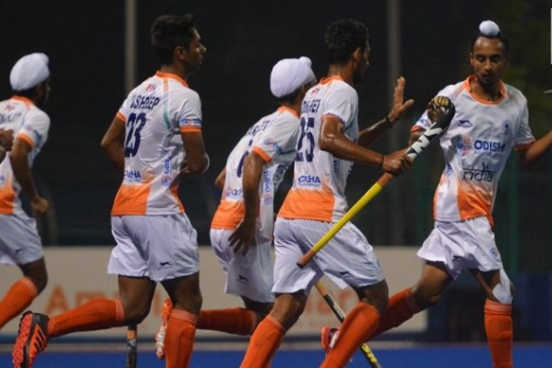 India rout New Zealand 7-1 Sultan Johor Cup