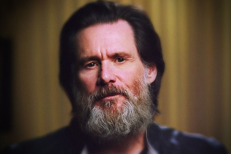 Jim Carrey spiritual journey