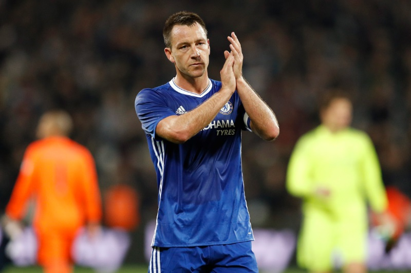 John Terry announces retirement