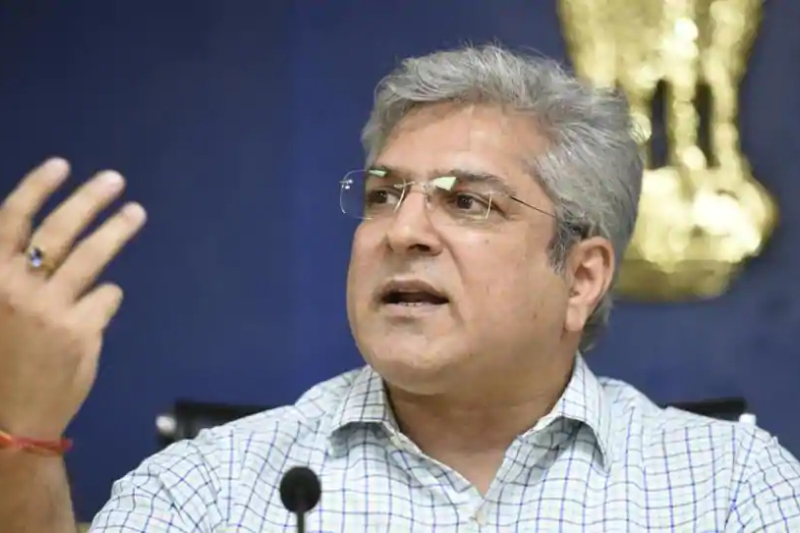 IT raids Kailash Gahlot premises