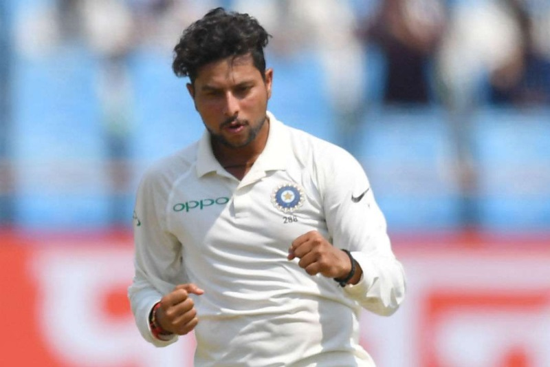 Kuldeep Yadav first Indian chinaman bowler five-wickets