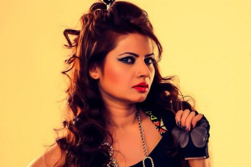 Bigg Boss 12 stunning pictures wild card Megha Dhade