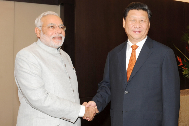China urges for India support