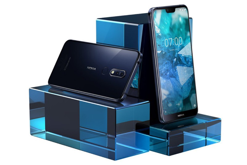 Nokia 7.1 launch