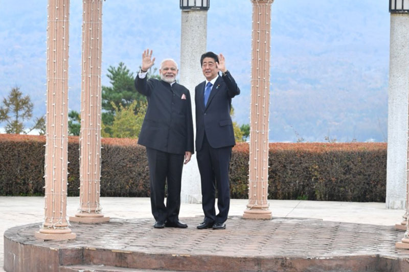 PM Modi's meeting with Japan's Shinzo Abe Regional security, defence high on agenda