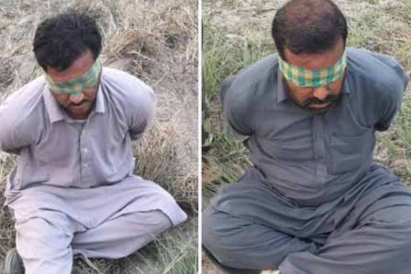 two Pak Army soldiers arrested