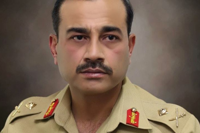 Asim Munir appointed new chief of ISI