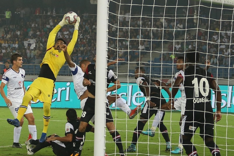 ISL 5 NorthEast United beat Delhi Dynamos