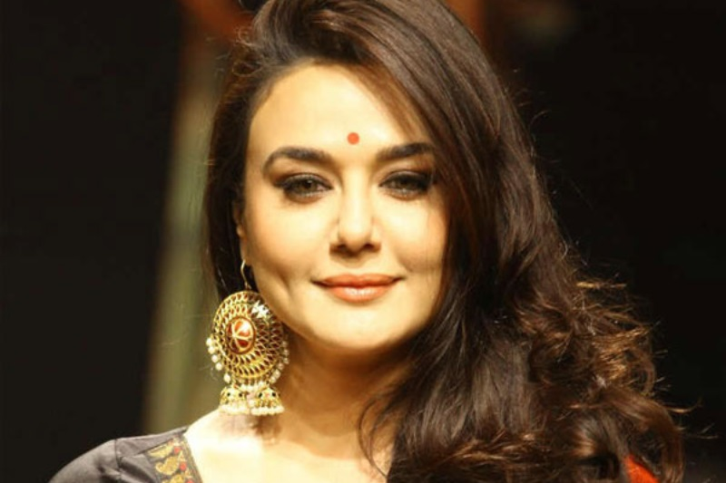 Preity Zinta trolled for looking old