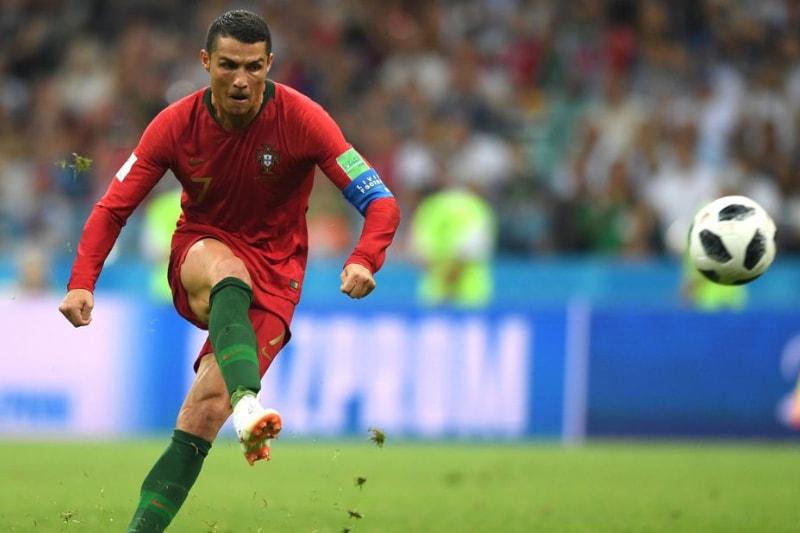 Cristiano Ronaldo miss Portugal internationals