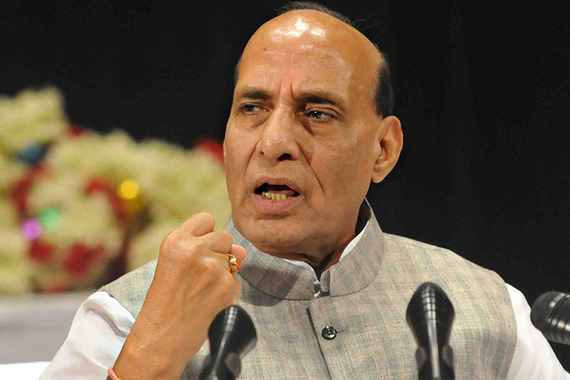 Rajnath Singh Delhi Police Behave 'politely' with people