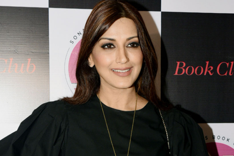 Sonali Bendre Shares Video for India's Best Dramebaaz