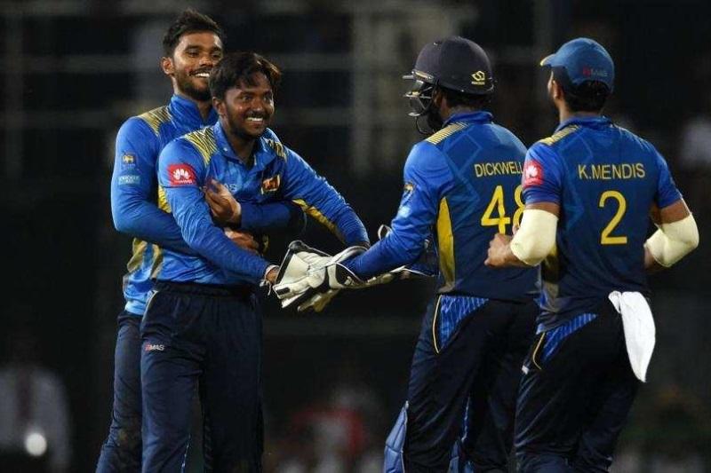 Sri Lanka beat England heaviest ODI defeat