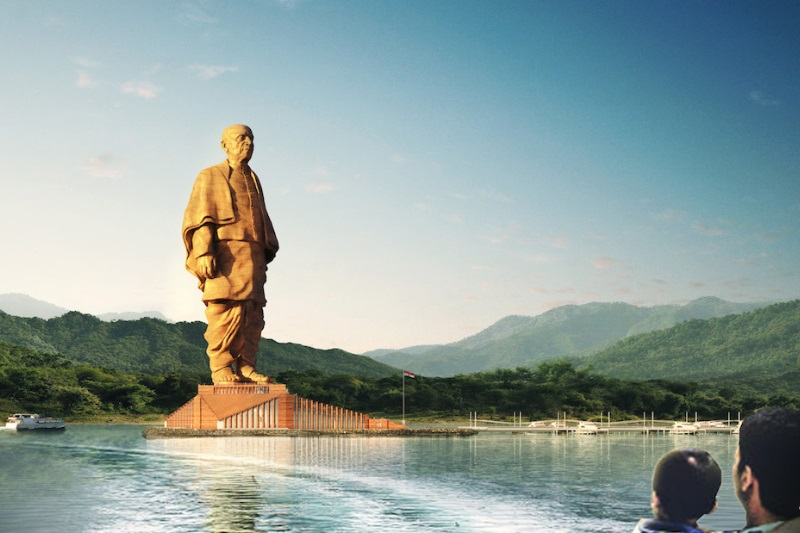 Statue of Unity: World media recognises the tallest statue, but needles too