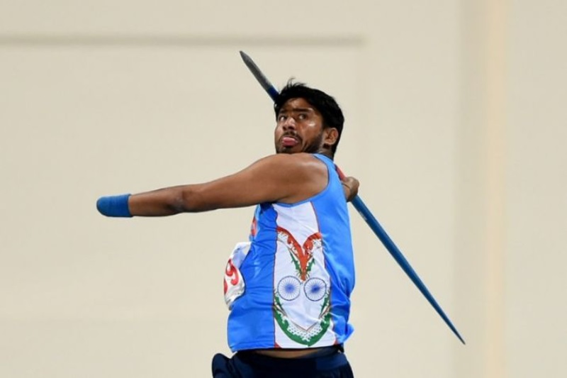 Asian Para Games Sundar Singh Gurjar wins silver