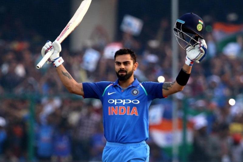 No entitlement captain Virat Kohli reaching 10000 ODI runs