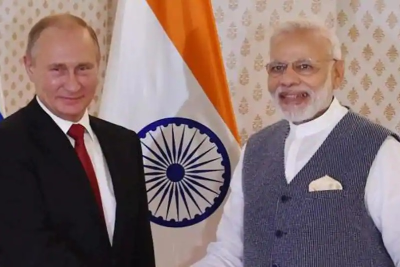 India Russia sign S400 air missile system deal