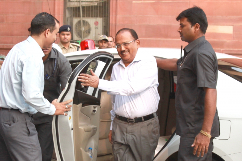 Three deputies to Ajit Doval