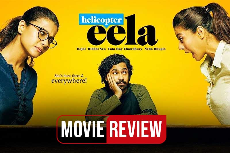 Helicopter Eela movie review