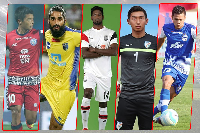 Indian Super League Season 5: Stand-out Indian performers