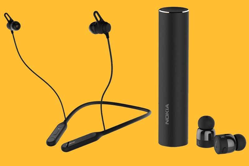 Nokia Wireless Earbuds Pro Wireless Earphones launched