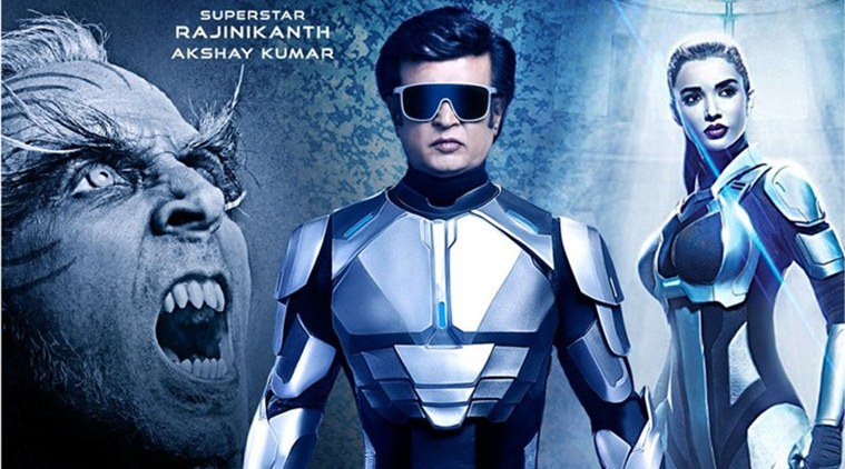 2.0 collects over Rs 400 crores worldwide in merely four days