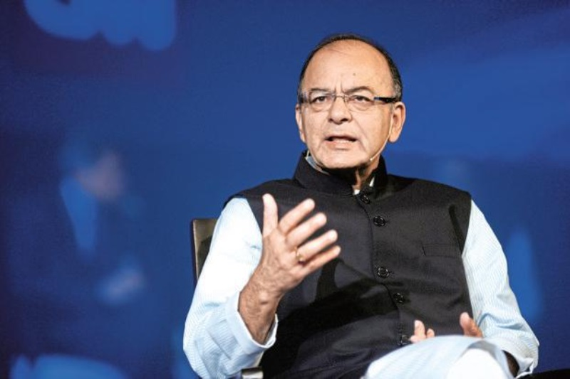 Arun Jaitley slams Congress