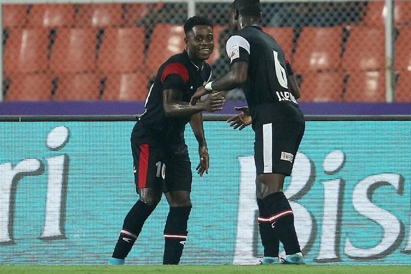 ISL 5 NorthEast United beat Pune City