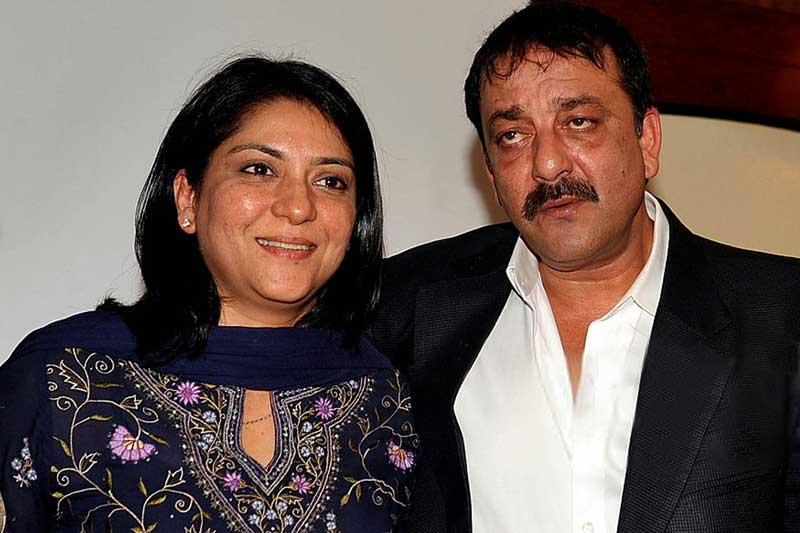 Brother-sister duos of India: Sanjay Dutt and Priya Dutt