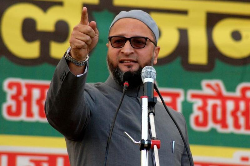 Asaduddin Owaisi AIMIM Telangana