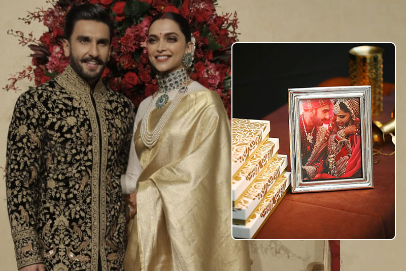 Return Gift In Wedding: Here's What DeepVeer Gave Their Guests As Wedding Return Gifts