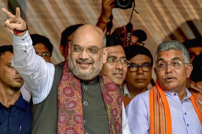 Modi Dilip Ghosh Rath Yatra