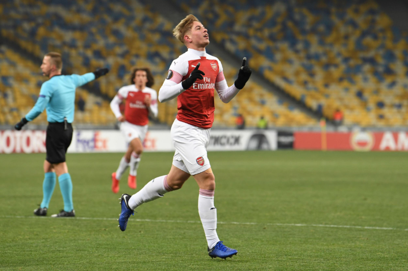 Arsenal teenager Emile Smith Rowe an 'example' for academy youths - Unai Emery