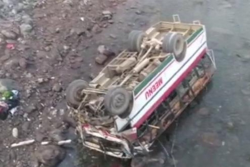 Himachal Pradesh road accident