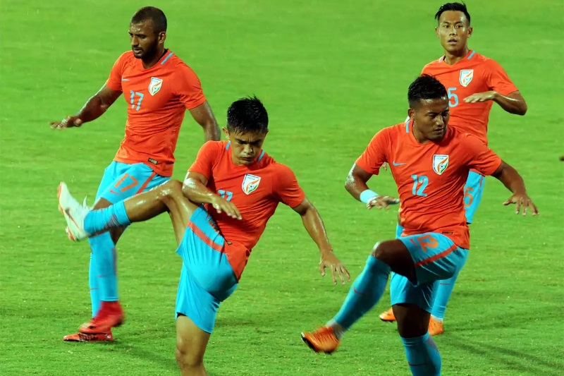 India friendly Oman AFC Asian Cup