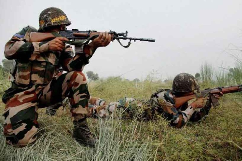 Jammu and Kashmir two terrorists