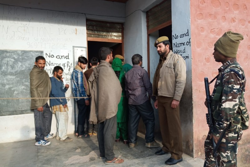 Jammu and Kashmir Panchayat elections