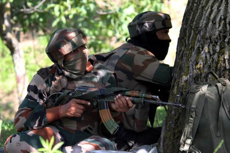 Jammu Kashmir Encounter