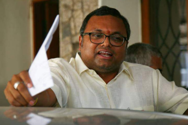Karti Chidambaram request travel Abroad