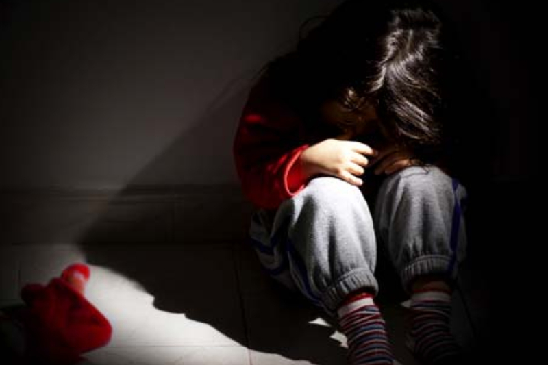 Man Rapes 2-year-old Girl