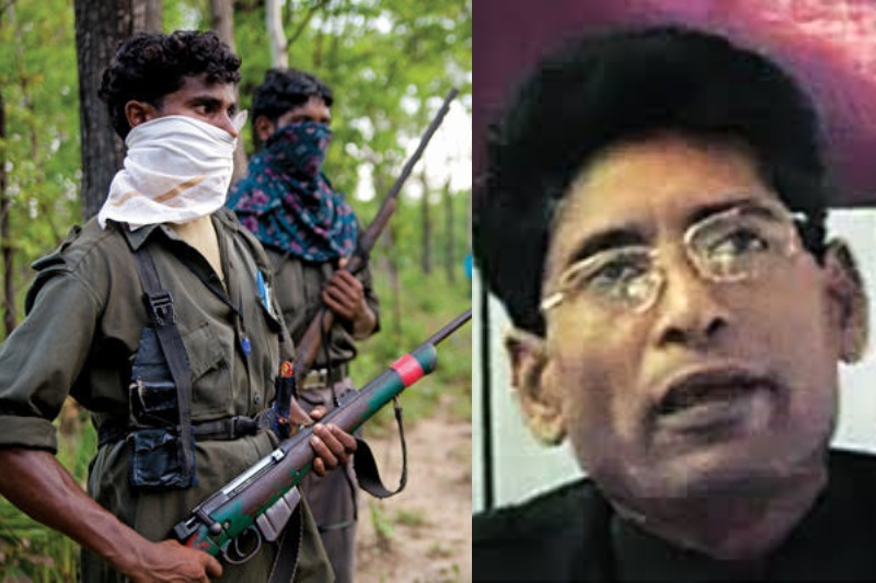 Namballa Keshav Rao charge of CPI Maoists replaces Ganapathi