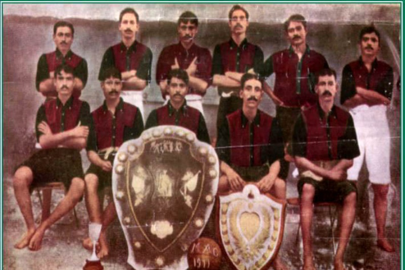 John Abraham lead Mohun Bagan historical 1911 IFA Shield final