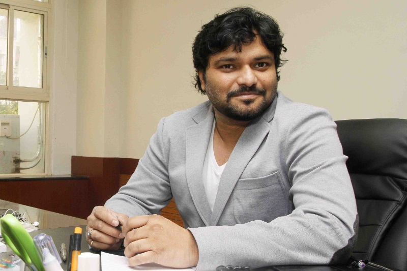 Passenger bus hits Babul Supriyo's car on a flyover in Delhi
