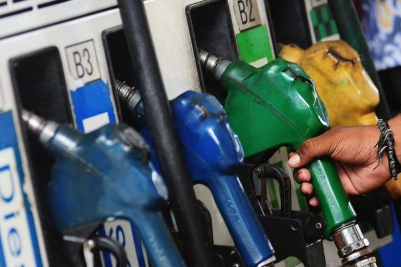 Fuel prices dip