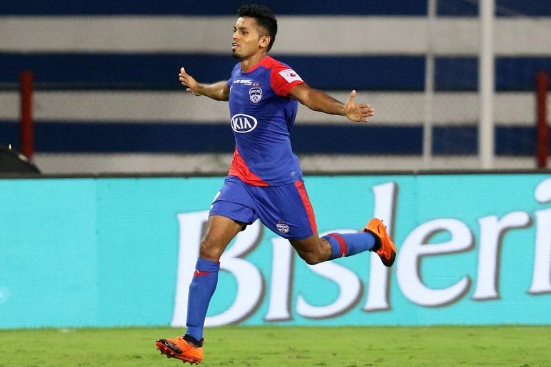 ISL 5 Rahul Bheke stars Bengaluru beat Pune City 2-1