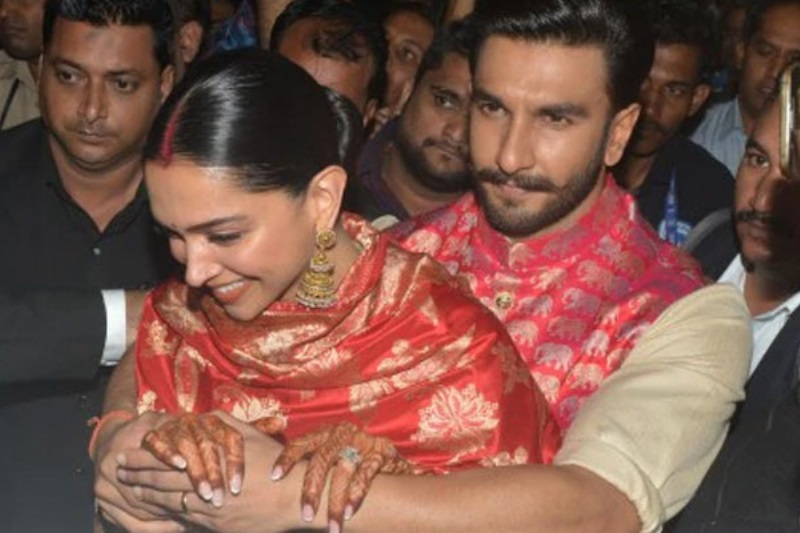 Ranveer Singh, Deepika Padukone are homecoming king and queen