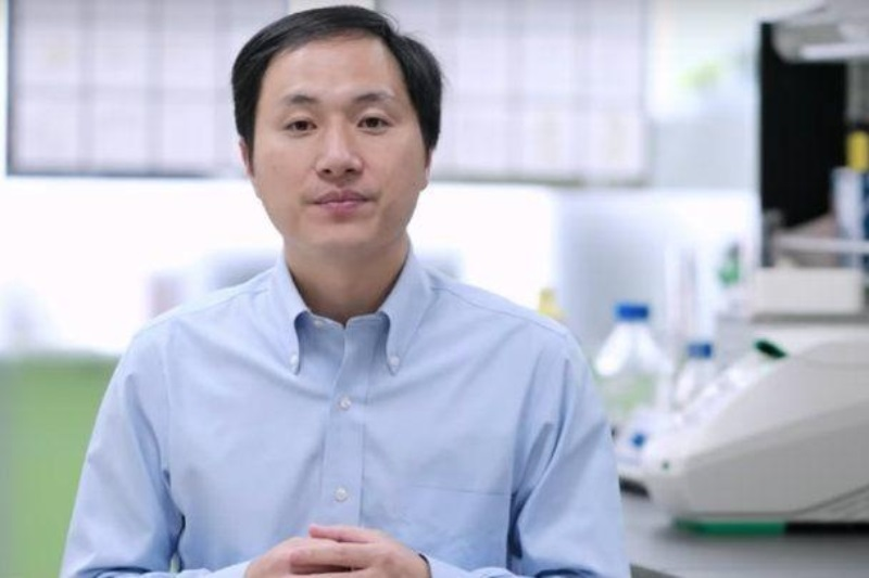 Scientist in China defends human embryo gene editing