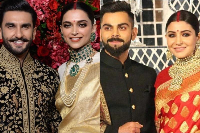 Deepika Padukone copied Anushka Sharma for her reception ...