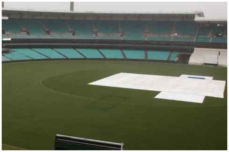 Australia vs India CA XI vs India Sydney Cricket Ground